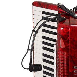 Держатель микрофонный Audio Technica AT8491S, для баяна, аккордеона, фото 6