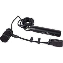 Инструментальный микрофон Audio Technica PRO35, конденсаторный, кардиоидный, фото 5