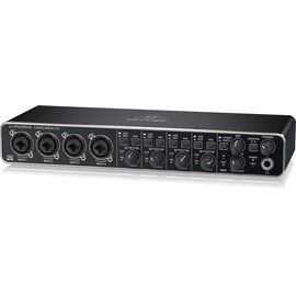 Аудіоінтерфейс Behringer UMC404HD, фото 5