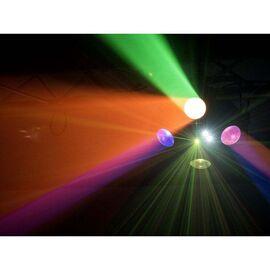 Светодиодный прибор Eurolite LED PUS-6 Hybrid Laser Beam, фото 9