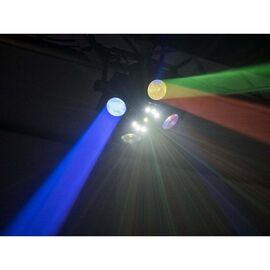 Светодиодный прибор Eurolite LED PUS-6 Hybrid Laser Beam, фото 6