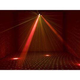 Светодиодный прибор Eurolite LED PUS-6 Hybrid Laser Beam, фото 7