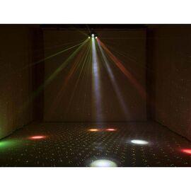 Светодиодный прибор Eurolite LED PUS-6 Hybrid Laser Beam, фото 8
