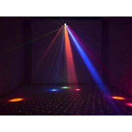 Светодиодный прибор Eurolite LED PUS-6 Hybrid Laser Beam, фото 5
