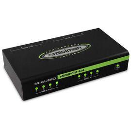 Аудиоинтерфейс M-Audio MidiSport 4x4 USB, фото 2