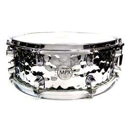 Малый барабан Mapex MPST4558H Steel Hammered Snare Drum, фото 4