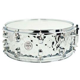 Малый барабан Mapex MPST4558H Steel Hammered Snare Drum, фото 2