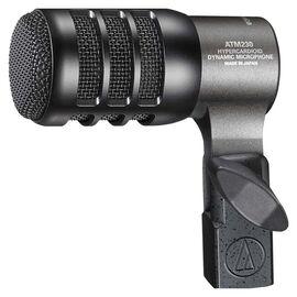 Инструментальный микрофон Audio Technica ATM230, динамический, гиперкардиоидный, фото 4