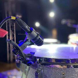 Инструментальный микрофон Audio Technica ATM230, динамический, гиперкардиоидный, фото 6