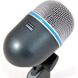 Инструментальный микрофон Shure Beta 56A, динамический, суперкардиоидный, фото 4