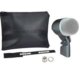 Инструментальный микрофон Shure Beta 56A, динамический, суперкардиоидный, фото 7