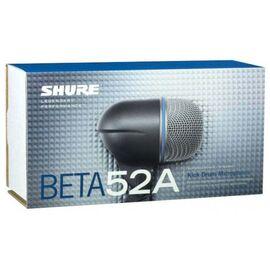Инструментальный микрофон Shure Beta 56A, динамический, суперкардиоидный, фото 8