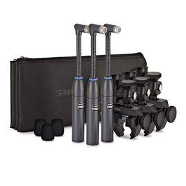 Комплект инструментальных микрофонов Shure Beta 98AMP C 3PK, конденсаторный, кардиоидный, фото 4