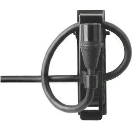 Петличный микрофон Shure MX150B/C TQG, конденсаторный, всенаправленный, фото 3