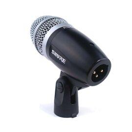 Инструментальный микрофон Shure PG56 XLR, динамический, кардиоидный, фото 3