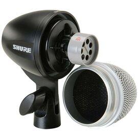 Инструментальный микрофон Shure PG56 XLR, динамический, кардиоидный, фото 4