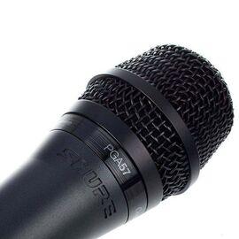 Инструментальный микрофон Shure PGA57 XLR, динамический, кардиоидный, фото 3