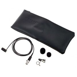 Петличный микрофон Shure WL183, конденсаторный, всенаправленный, фото 3
