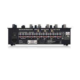 Микшерный пульт Behringer PRO Mixer DJX750, фото 5