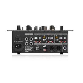DJ микшер Behringer PRO Mixer NOX404, фото 4