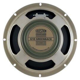 Гитарный динамик Celestion G10 Greenback (16Ω), фото