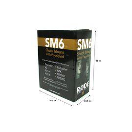 Віброподвес мікрофонний RODE SM6, фото 14