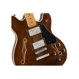 Полуакустическая гитара SQUIER by Fender CLASSIC VIBE STARCASTER MAPLE FINGERBOARD WALNUT, фото 4
