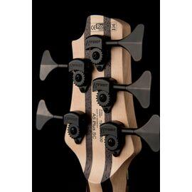 Бас-гитара CORT A5 Plus SC (Amber Open Pore), фото 4