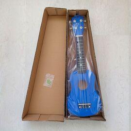 """Укулеле сопрано 21 """", navy blue, фото 5"""