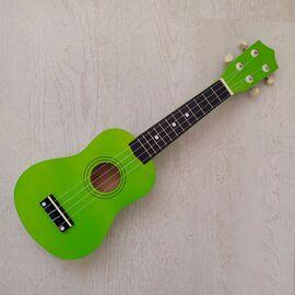 """Укулеле сопрано 21 """", apple green, фото"""