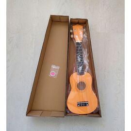 "Укулеле сопрано 21 "", orange, фото 5"