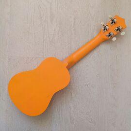 "Укулеле сопрано 21 "", orange, фото 2"