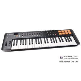 MIDI клавиатура M-AUDIO Oxygen 49 MK IV, фото 4