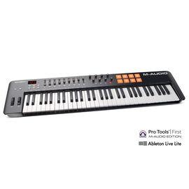 MIDI клавиатура M-AUDIO Oxygen 61 MK IV, фото 4
