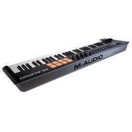 MIDI клавиатура M-AUDIO Oxygen 61 MK IV, фото 3