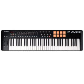 MIDI клавиатура M-AUDIO Oxygen 61 MK IV, фото