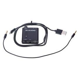 Підсилювач для навушників M-AUDIO Bass Traveler, фото 7