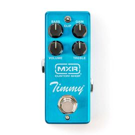 Гітарна педаль ефектів DUNLOP CSP027 MXR Custom Shop Timmy Overdrive, фото