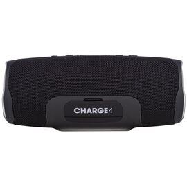 Портативна акустика JBL Charge 4 Black (JBLCHARGE4BLK), Цвет: Черный , фото 8