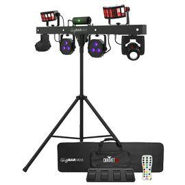 Набор световых приборов со стойкой CHAUVET GigBAR Move, фото