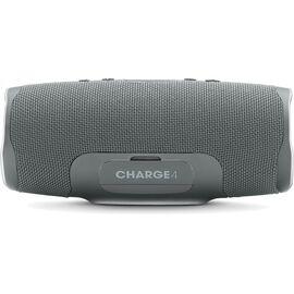 Портативна акустика JBL Charge 4 Grey (JBLCHARGE4GRY), Цвет: Серый, фото 8