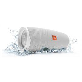 Портативна акустика JBL Charge 4 White (JBLCHARGE4WHT), Цвет: Белый , фото 3