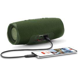 Портативна акустика JBL Charge 4 Green (JBLCHARGE4GRN), Цвет: Зеленый, фото 4