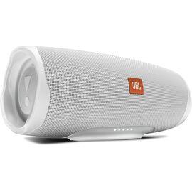 Портативна акустика JBL Charge 4 White (JBLCHARGE4WHT), Цвет: Белый , фото