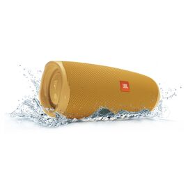 Портативна акустика JBL Charge 4 Yellow / Gold (JBLCHARGE4YEL), Цвет: Желтый, фото 3