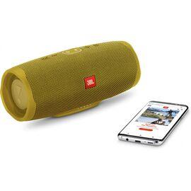 Портативна акустика JBL Charge 4 Yellow / Gold (JBLCHARGE4YEL), Цвет: Желтый, фото 4