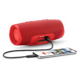 Портативна акустика JBL Charge 4 Red (JBLCHARGE4RED), Цвет: Красный , фото 11