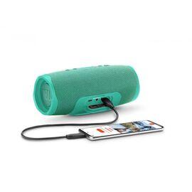 Портативна акустика JBL Charge 4 Teal (JBLCHARGE4TEAL), Цвет: Бирюзовый, фото 7