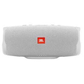 Портативна акустика JBL Charge 4 White (JBLCHARGE4WHT), Цвет: Белый , фото 4