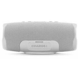 Портативна акустика JBL Charge 4 White (JBLCHARGE4WHT), Цвет: Белый , фото 5